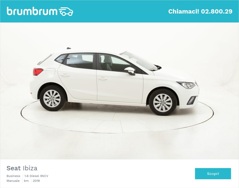 Seat Ibiza Business usata del 2018 con 83.609 km | brumbrum