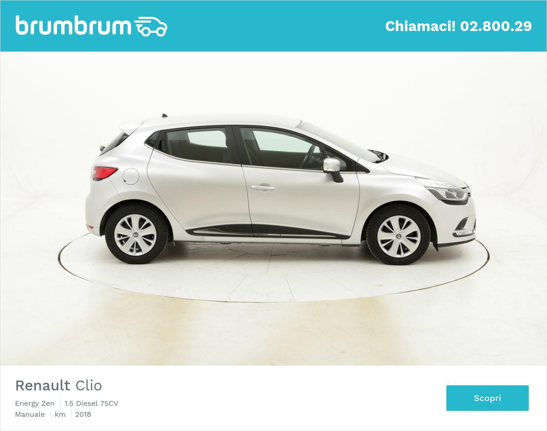 Renault Clio Energy Zen usata del 2018 con 42.938 km   brumbrum