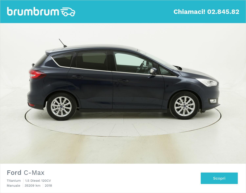 Ford C-Max usata del 2018 con 35.223 km | brumbrum