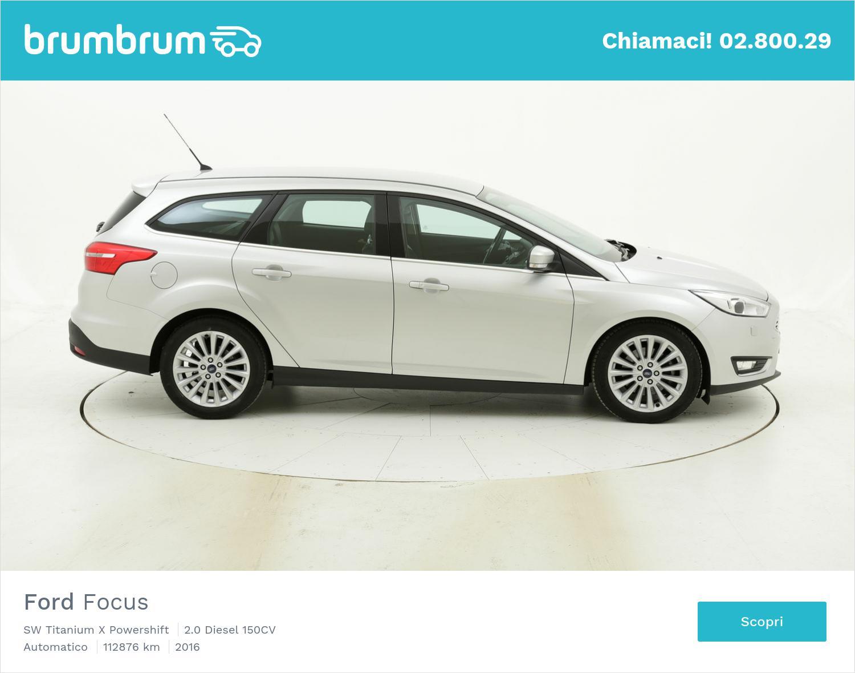 Ford Focus usata del 2016 con 113.205 km   brumbrum