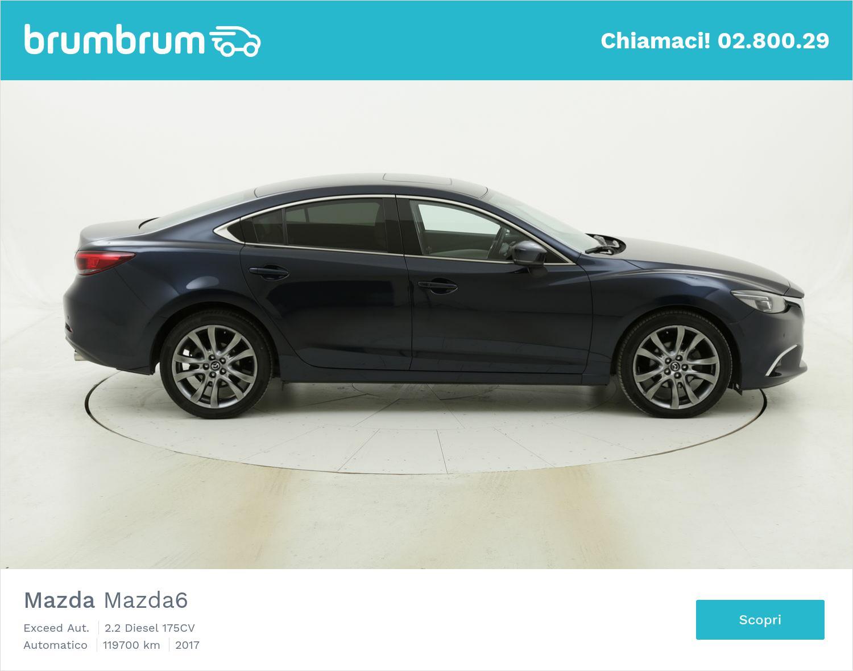 Mazda Mazda6 usata del 2017 con 119.774 km | brumbrum