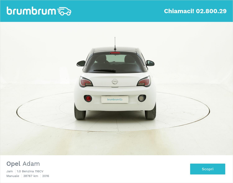 Opel Adam Jam usata del 2016 con 38.809 km   brumbrum