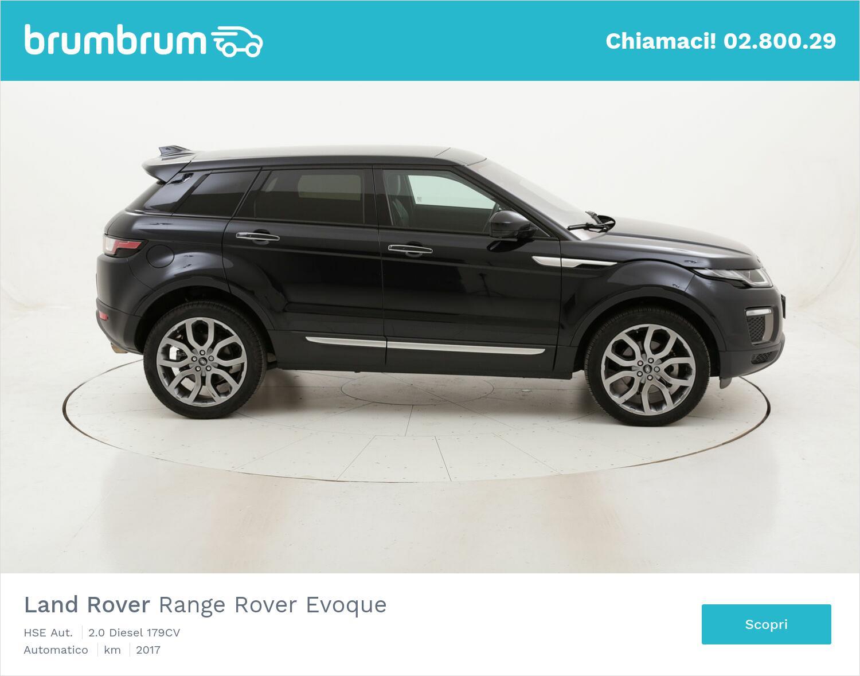 Land Rover Range Rover Evoque HSE Aut. usata del 2017 con 32.489 km   brumbrum