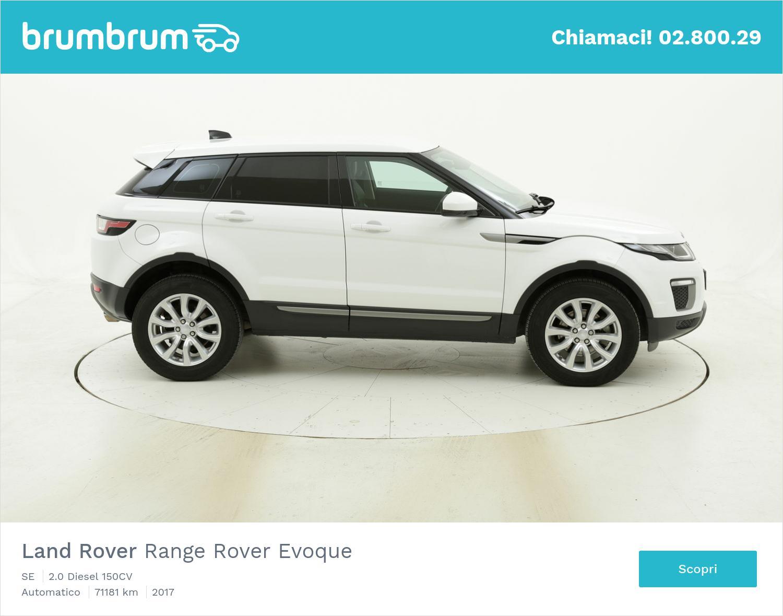 Land Rover Range Rover Evoque usata del 2017 con 71.271 km | brumbrum