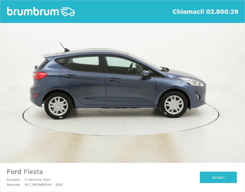 Noleggio lungo termine Ford Fiesta | brumbrum