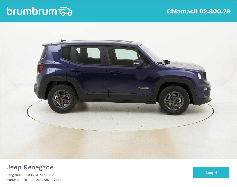 Jeep Renegade noleggio lungo termine | brumbrum