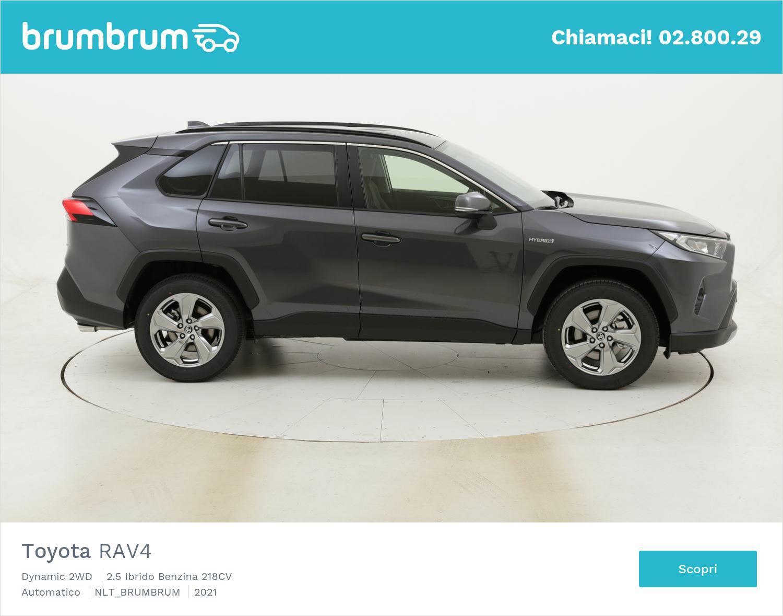 Noleggio lungo termine Toyota RAV4 | brumbrum