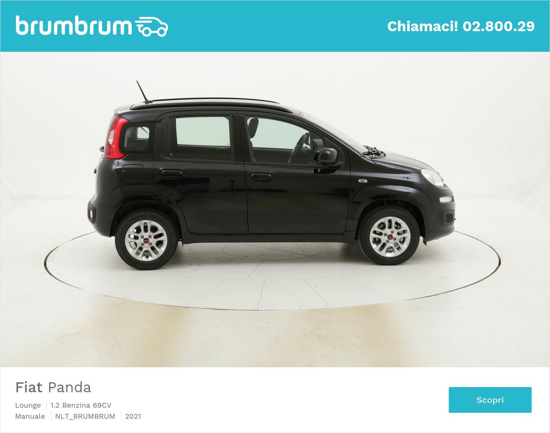 Fiat Panda noleggio a lungo termine | brumbrum