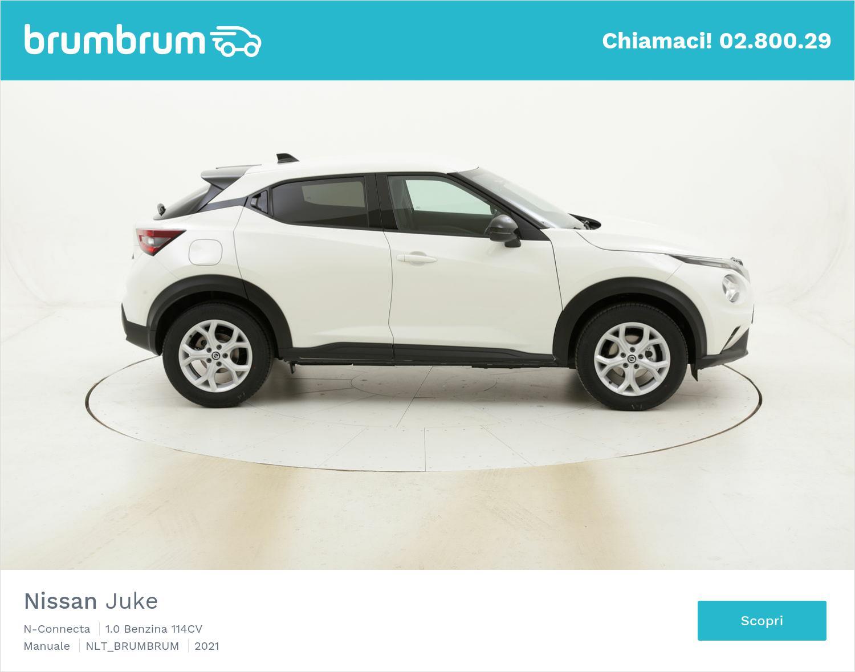 Nissan Juke a noleggio a lungo termine | brumbrum
