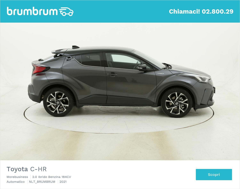 Toyota C-HR noleggio lungo termine | brumbrum